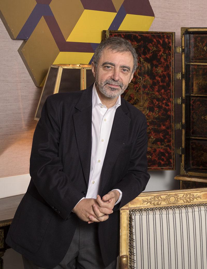 Manuel BorjaVillel, director museo reina sofia, 30 aniversario xlsemanal