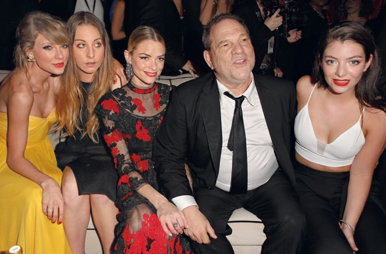 Harvey Weinstein contaba con el silencio cómplice de Hollywood?