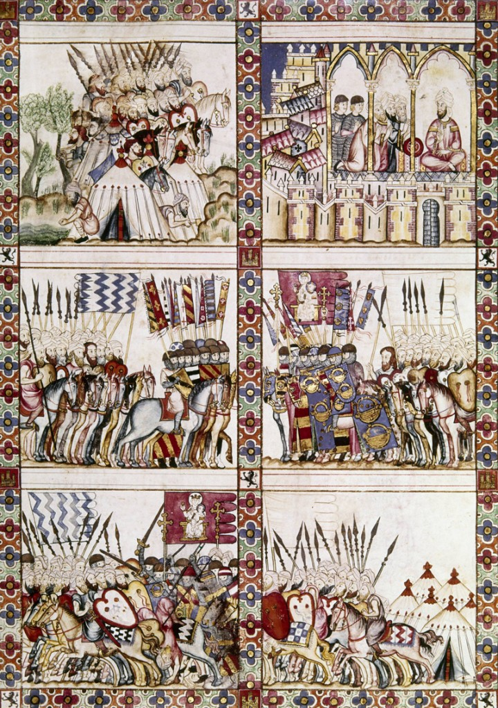 onocer, historia, Alfonso X, Cantigas