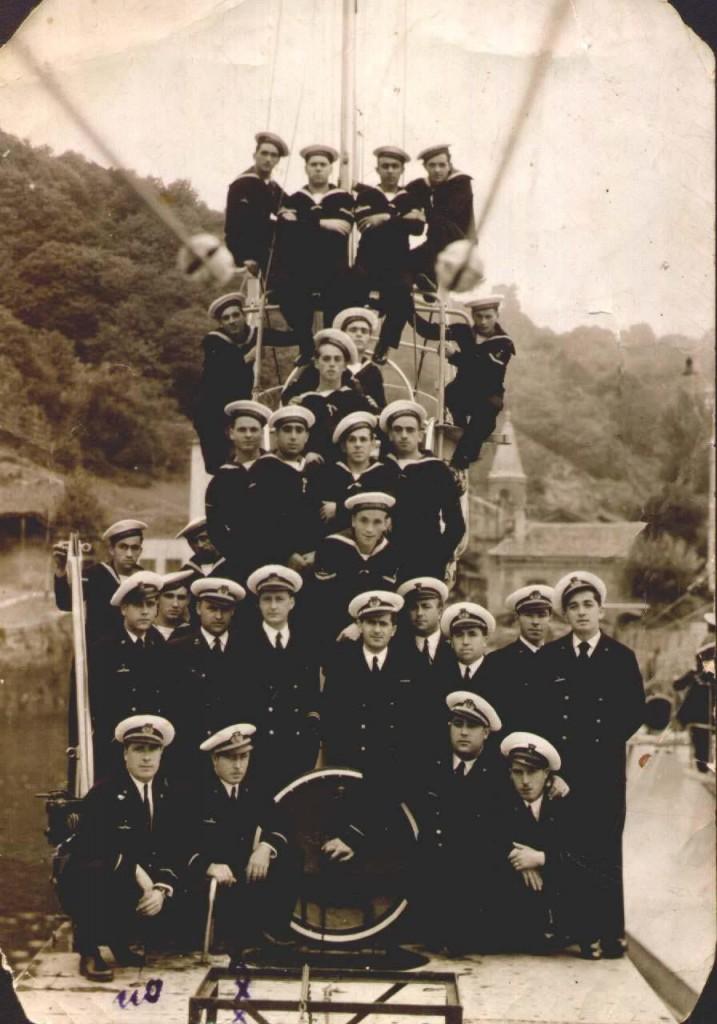 conocer historia submarino C3 tripulacion