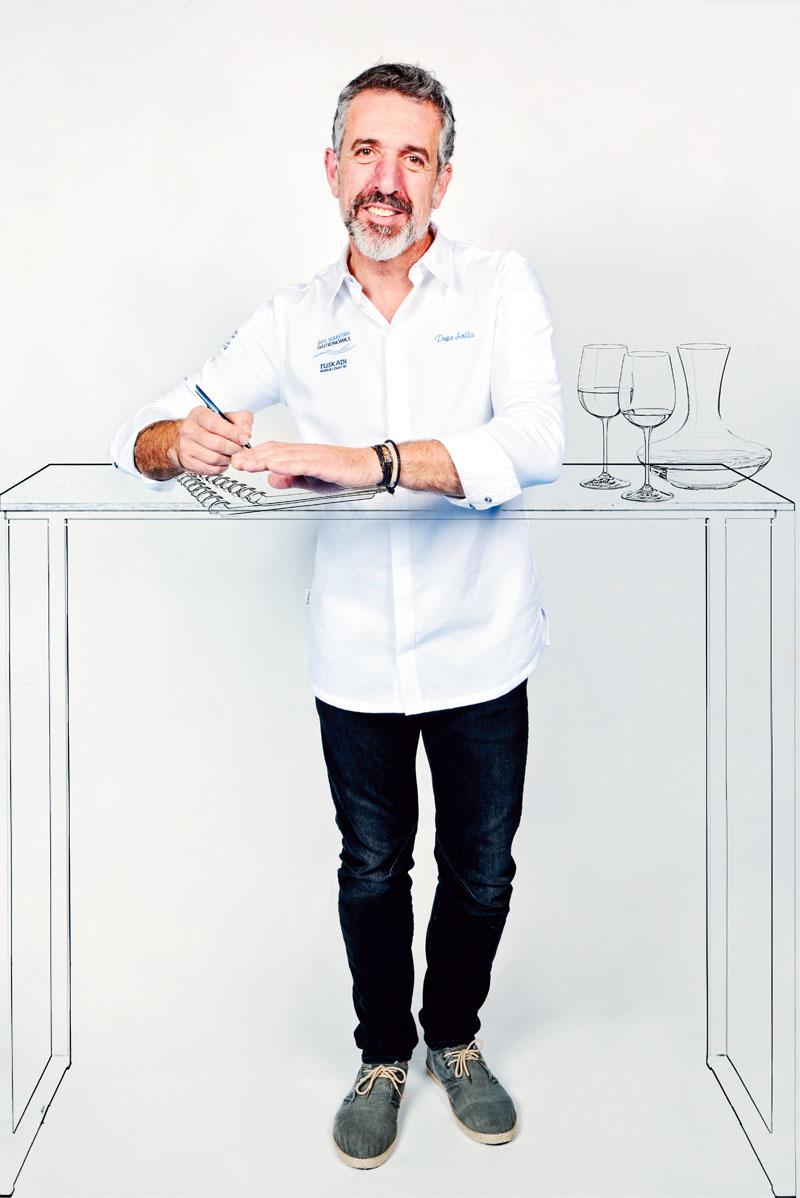 estilo, maridaje, recomendaciones, chefs, vinos, xlsemanal