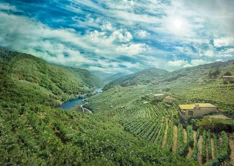 estilo, ocio y turismo, galicia, tierra de agua, xlsemanal