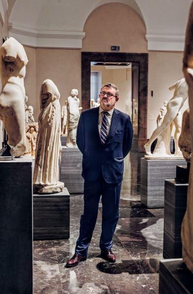miguel falomir, director del museo del prado, 30 aniversario xlsemanal