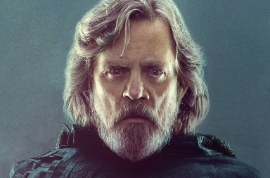 El retorno de Luke Skywalker