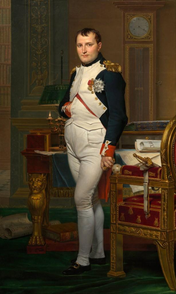 conocer historia Napoleon Bonaparte