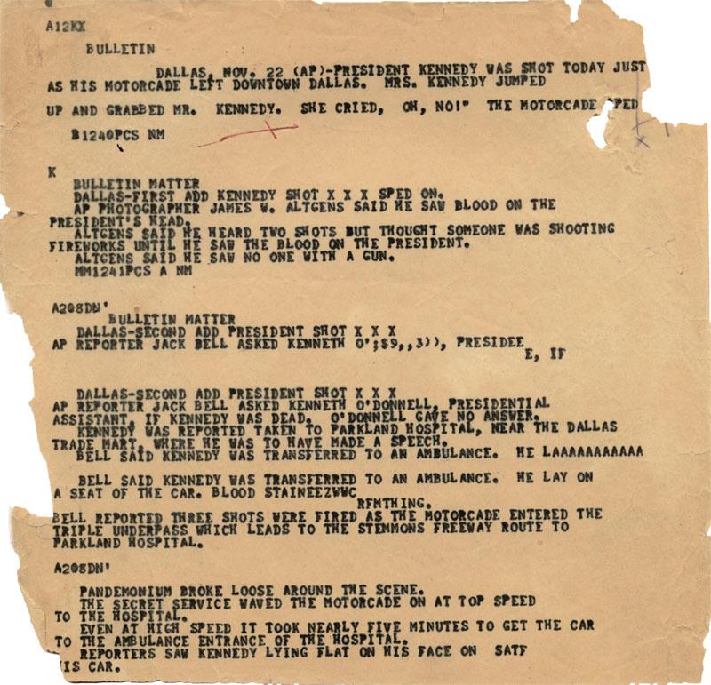 conocer, historia, documentos desclasificados, secretos oficiales, kennedy, xlsemanal