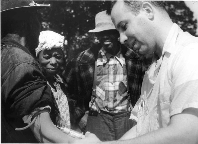 conocer salud sífilis experimento Tuskegee Cutler xlsemanal