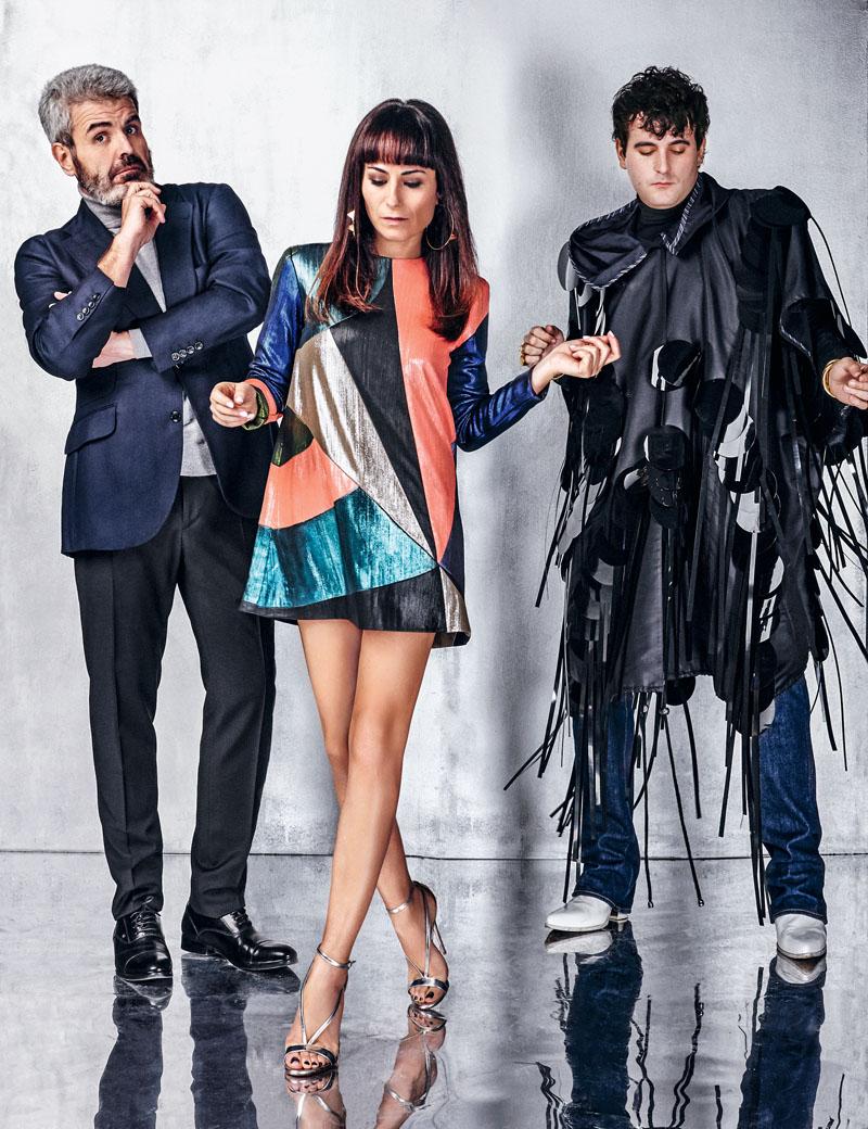 estilo, el jurado de moda, maria escote, lorenzo caprile y palomo spain, xlsemanal (4)