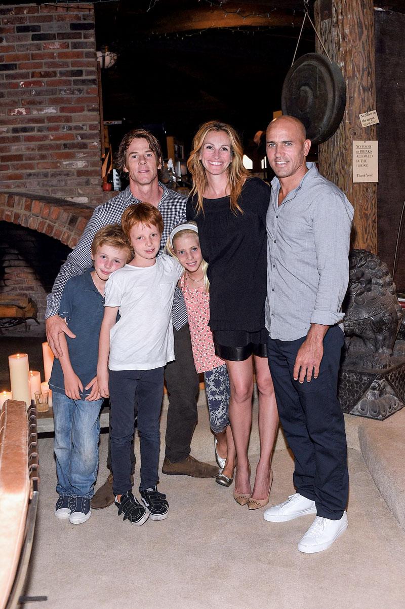 familia julia roberts