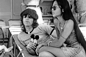 John Lennon et May Pang