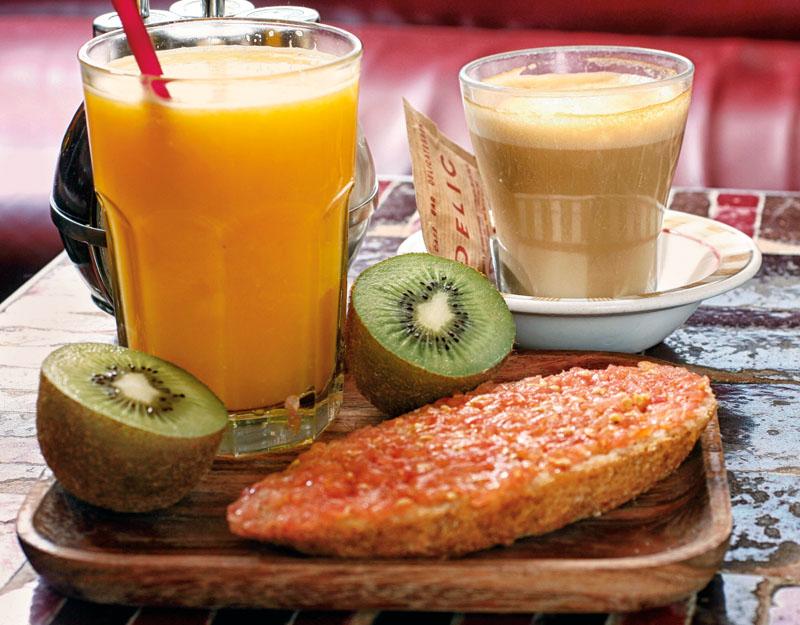 Desayuno Carmen Conesa