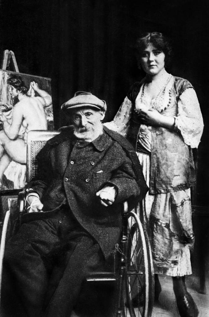 Auguste Renoir conocer arte impresionista