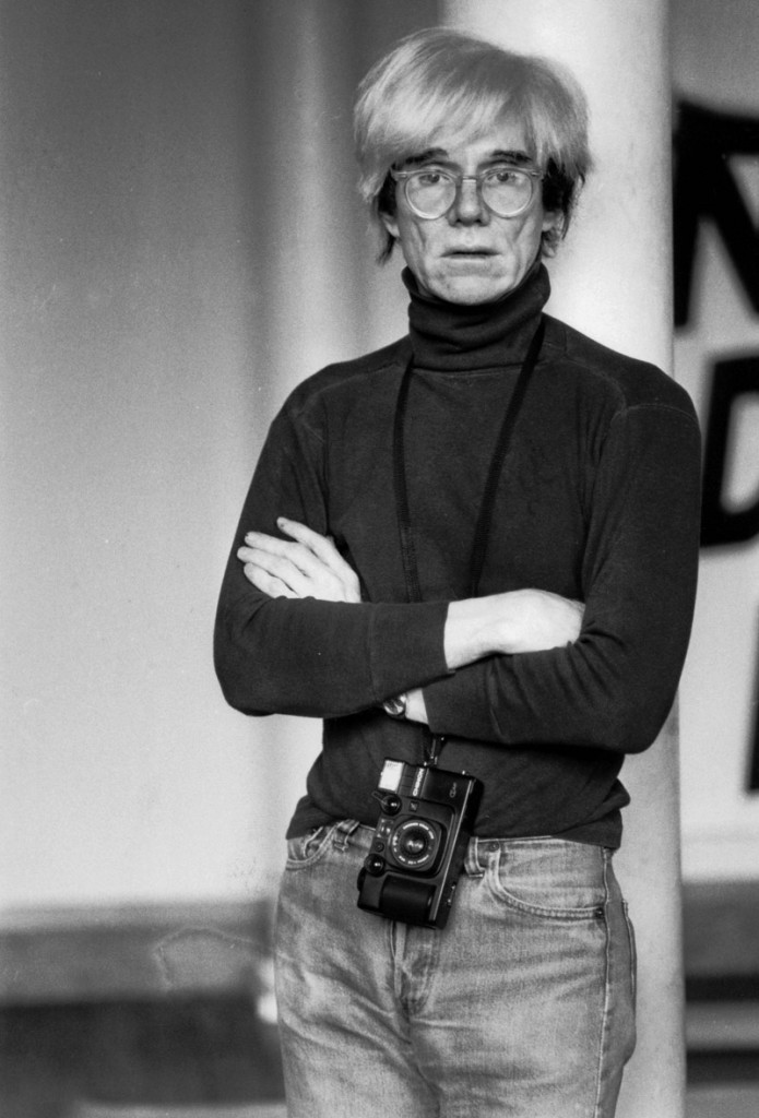 Andy Warhol personaje