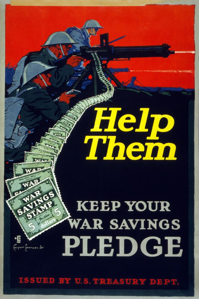 cartel propaganda primera guerra mundial