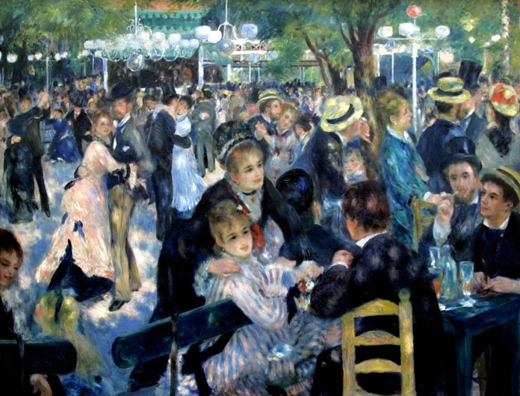 conocer arte impresionistas obra Renoir