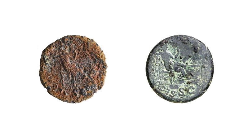 conocer, monedas, neron, xlsemanal