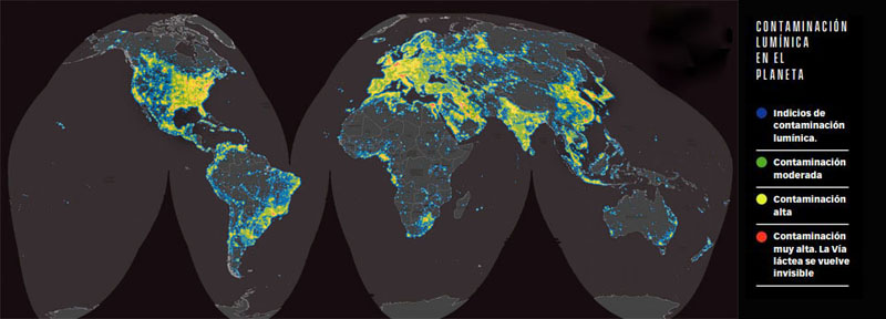 conocer, naturaleza, contaminacion luminica, xlsemanal copia