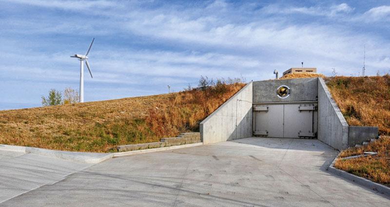 bunker subterraneo de lujo (1)