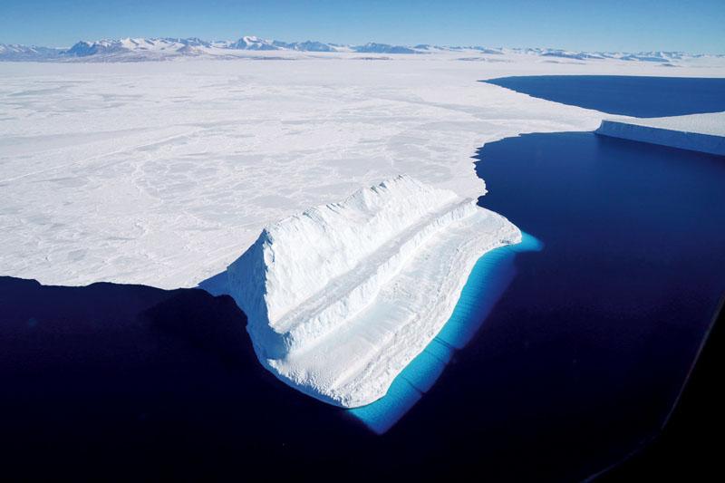deshielo de los polos, cambio climatico