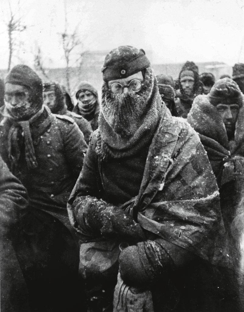 el frio de rusia, el arma infalible de cualquier guerra