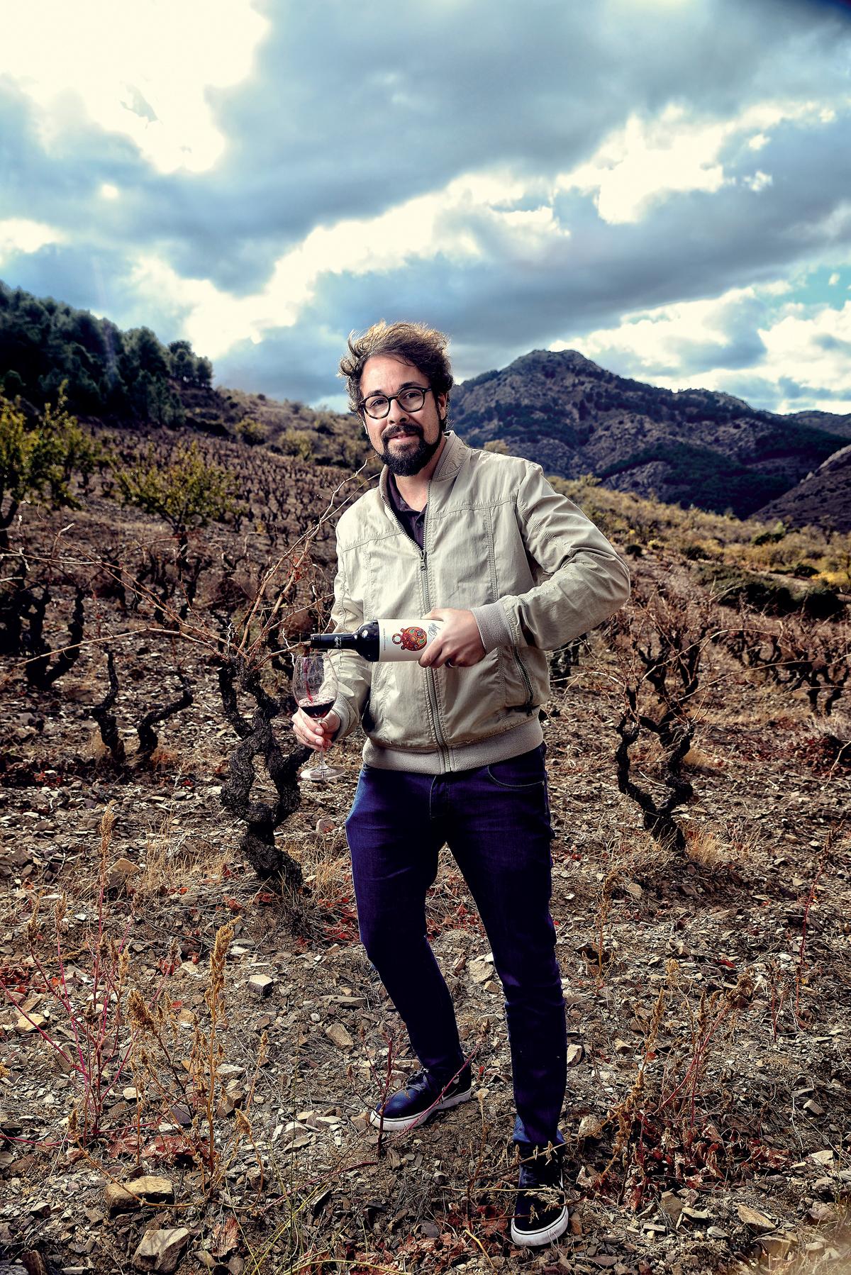 fernando mora, master of wine