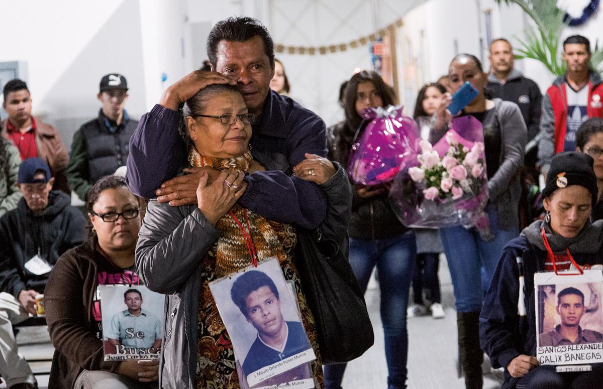 familiares de desaparecidos en mexico