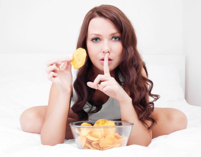 inventan doritos para mujeres, no hacer ruido cuando comes