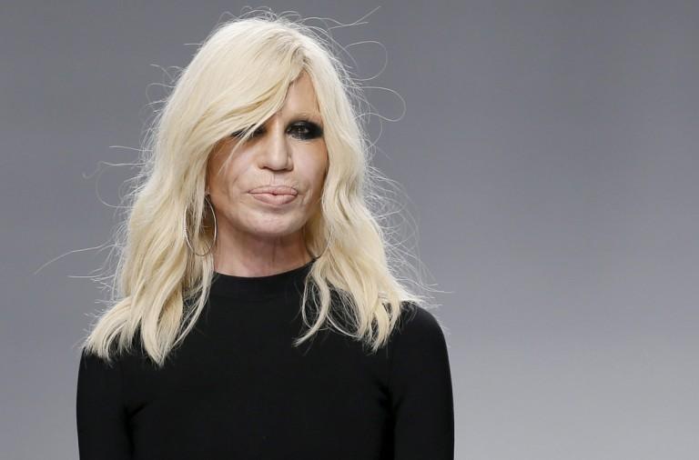El infierno de Donatella Versace tras la muerte de Gianni 3852597aa34f