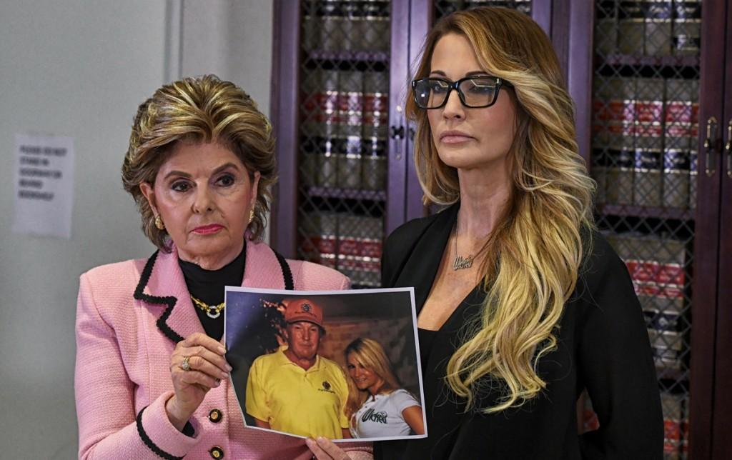 Gloria Allred contra Trump