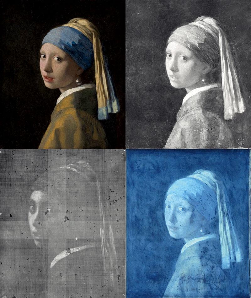 analisis de la joven de la perla, vermeer