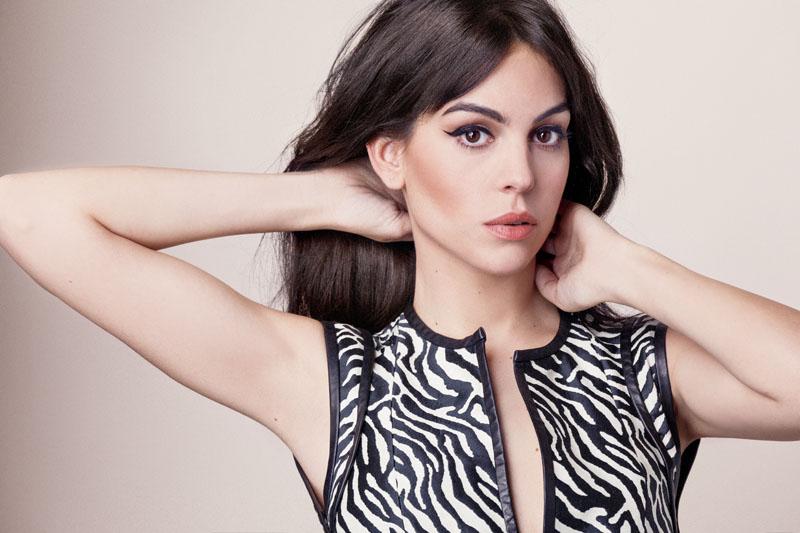 georgina rodriguez, novia de cristiano ronaldo