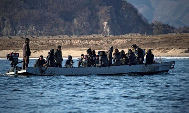heroe corea del norte rescate norcoreanos