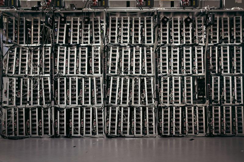 fabrica de bitcoin