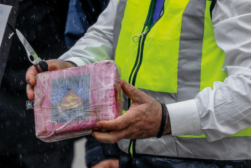 trafico de drogas mafia albanesa