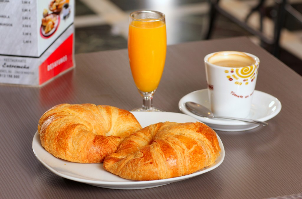 Desayuno Angela Munoz