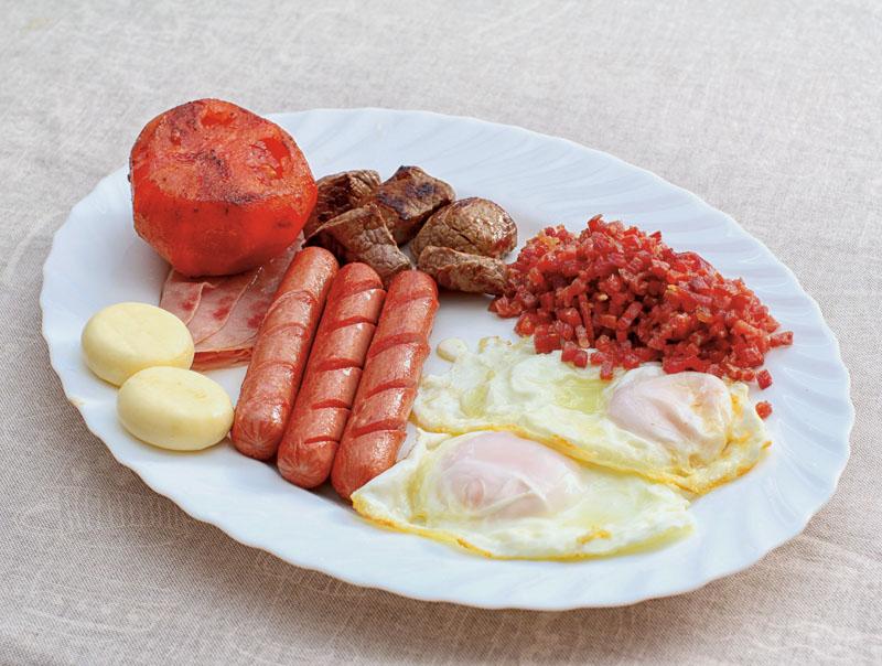 Desayuno Boris Izaguirre