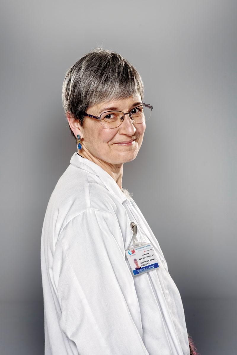 17-03-2018. Médicos de familia. Almudena Rubio. Foto: © Carlos Carrión. Todos los derechos reservados.