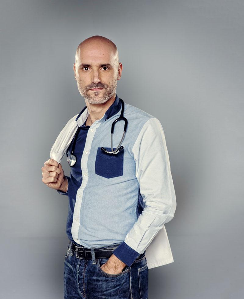 17-03-2018. Médicos de familia. Fernando Fabiani. Foto: © Carlos Carrión. Todos los derechos reservados.