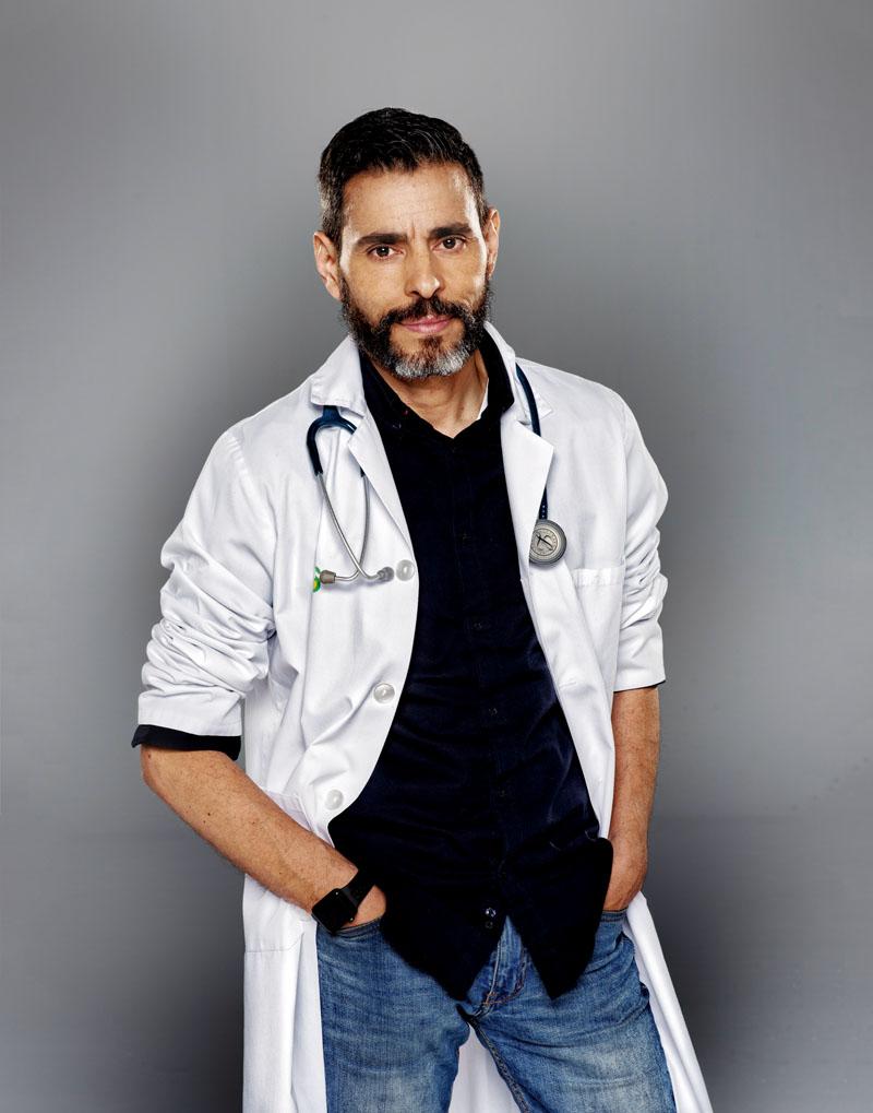 17-03-2018. Médicos de familia. Raúl Rico. Foto: © Carlos Carrión. Todos los derechos reservados.
