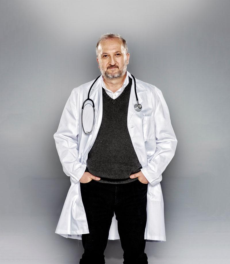 17-03-2018. Médicos de familia.Vicente Baos. Foto: © Carlos Carrión. Todos los derechos reservados.