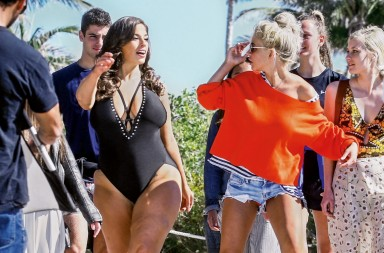 ashley graham, modelo de tallas de grandes