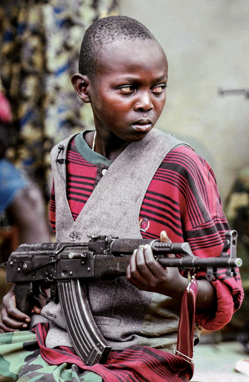 como llegan las armas a los terroristas de isis y gerras africanas