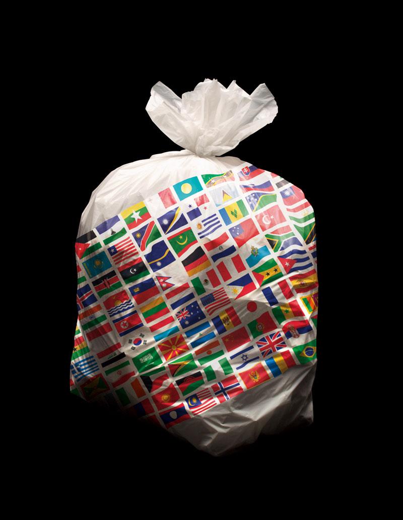 negocio de la basura, importacion residuos