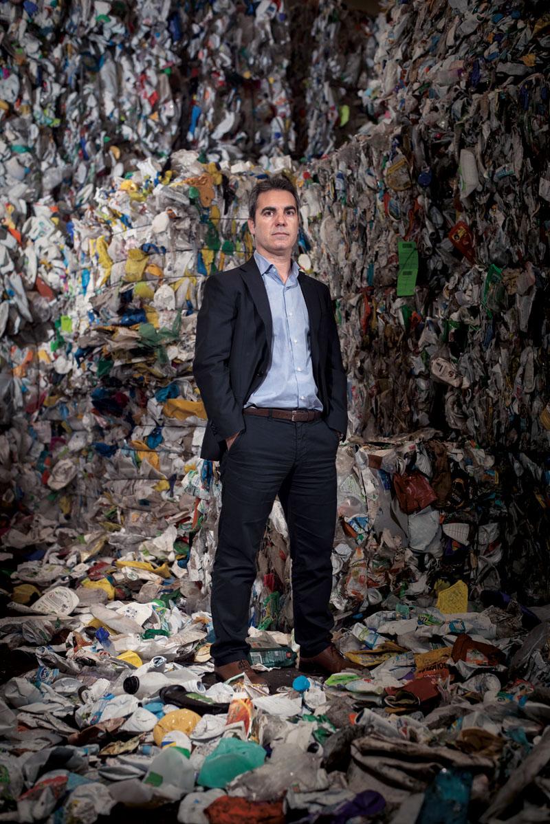 importacion de residuos, guerra de la basura