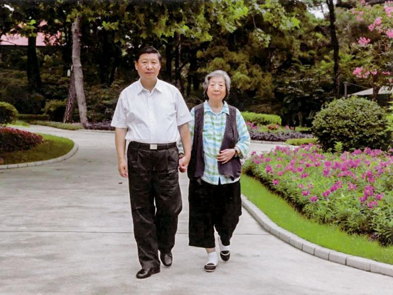 la vida del presidente de china, xi jinping