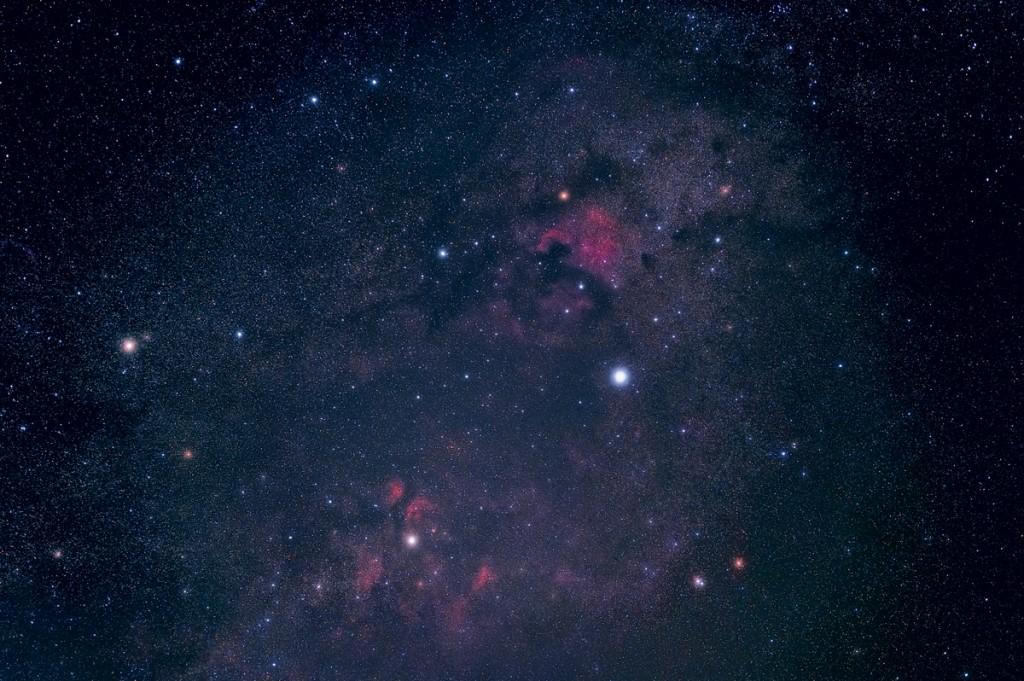 materia oscura universo