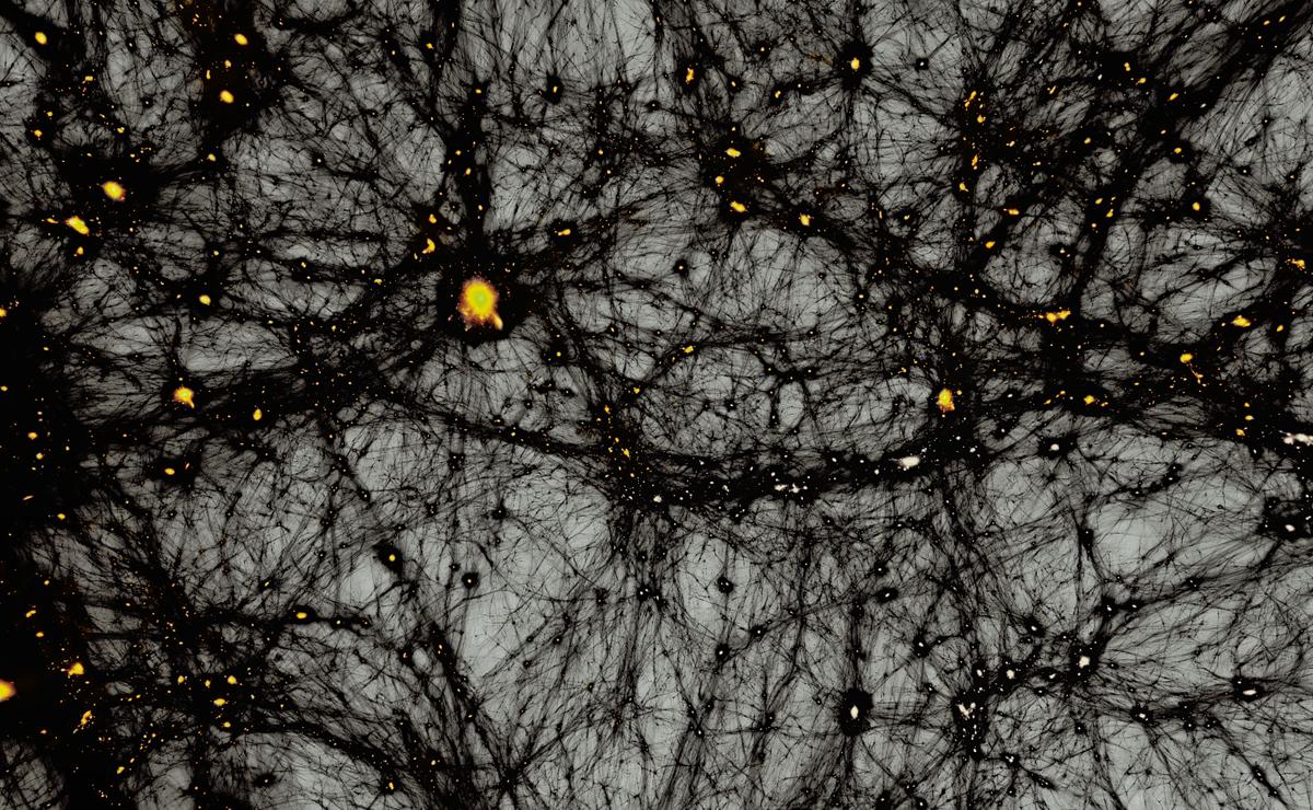 """Resultado de imagen de El universo terminará en una nada fría y oscura"""""""