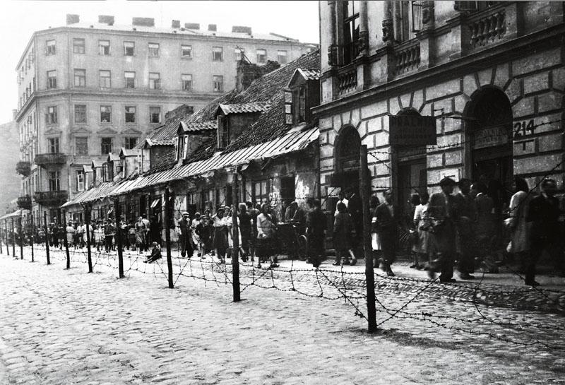 gueto de varsovia, polonia nazi, 75 aniversario levantamiento judio