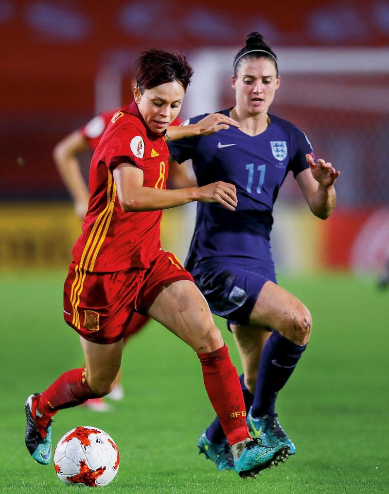 seleccion femenina de futbol jugadoras