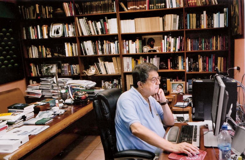 sergio ramirez, politico y empresario nicaragua, premio cervantes